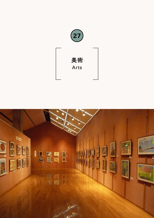 The Itoh Kiyonaga Award: The 20th Children's Paintings Competition