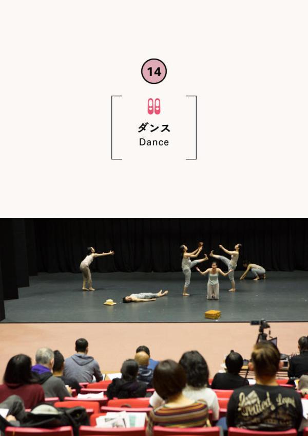 JCDN「若手振付家とダンサーのためのプログラム」