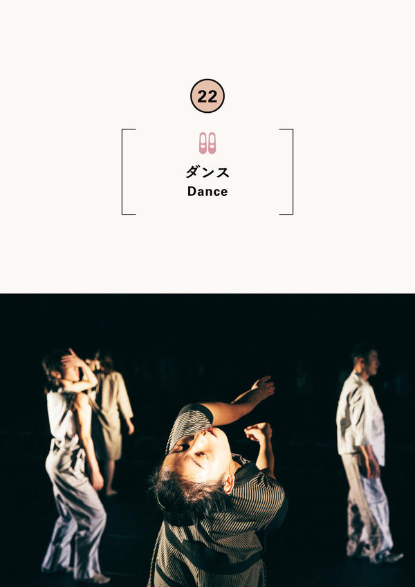 "Aoki Naoya Group Work Project 2019 ""LANDSCAPE"" Work-in-Progress Showing"